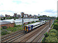 SE2833 : Sprinter train passing Armley by Stephen Craven