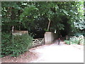 SP0200 : Public footpath at Siddington by Malc McDonald