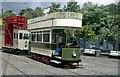 SK3454 : Derby 1 on the depot fan,  by Alan Murray-Rust