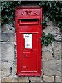 NZ2467 : Postbox, The Grove, Gosforth, Newcastle upon Tyne by Graham Robson