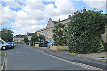 TL4660 : Chesterton: Pakenham Close by John Sutton