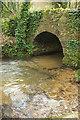 SX7448 : Bridge over Torr Brook by Derek Harper