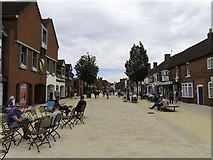 SP2055 : Henley Street in Stratford-Upon-Avon by Steve Daniels