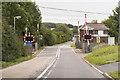 SK7179 : Grove Road Level Crossing by Julian P Guffogg
