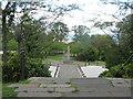 NT2076 : Japanese Garden at Lauriston Castle by M J Richardson