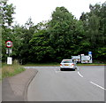 SO5011 : From 30 to 40 at the southern end of Beech Road, Monmouth by Jaggery