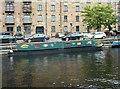 NS5866 : Chestnut at Spier's Wharf by Richard Sutcliffe
