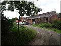 SO8593 : Grange Scene by Gordon Griffiths