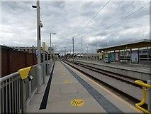 SJ7996 : Village tram stop by Gerald England