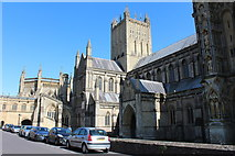 ST5545 : Wells Cathedral  (28) by Chris' Buet