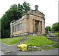 NS6066 : Lodge at the entrance to Sighthill Cemetery by Richard Sutcliffe