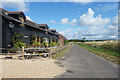 SU7904 : Oak Timbers Barn, Steels Lane by Des Blenkinsopp