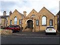 SE2729 : Former Methodist church, Back Green, Churwell - 1907 building by Stephen Craven