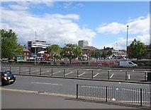 SO9198 : St Marks Scene by Gordon Griffiths