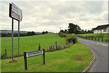 H4277 : Gortnagarn Road, Mountjoy Forest West Division by Kenneth  Allen