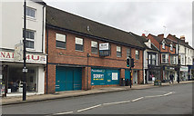 SP2871 : Former Poundland store to let, Warwick Road, Kenilworth by Robin Stott