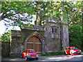 S5459 : Dromore Castle Gate Lodge, Cappanacush, Kerry by Garry Dickinson