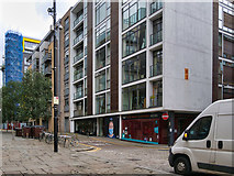 SJ8498 : High Street, Manchester by David Dixon