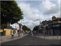 TM1714 : Looking north-west in Pier Avenue by Basher Eyre