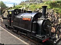 SH6441 : Number 5 at Tan-y-Bwlch by Richard Hoare