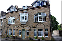 SK2176 : Former Bull's Head Inn, Church Street, Eyam by Jo Turner