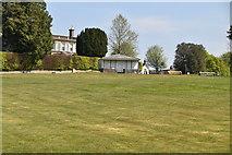 TQ5935 : Cricket Pavilion, Frant by N Chadwick