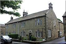 SK2176 : Derwent Cottage and Derwent House, Church Street, Eyam by Jo Turner