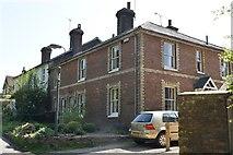 TQ5835 : Houses, Church Lane by N Chadwick