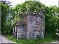 V6544 : Puxley Mansion, Gate Lodge, Dunboy, Castletownbere, Cork (3) by Garry Dickinson