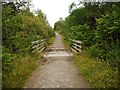 NS4591 : Bridge on the West Highland Way by Richard Sutcliffe