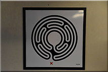 TQ1880 : Labyrinth #20, Ealing Common by N Chadwick