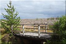 NJ1347 : Redundant Bridge by Anne Burgess