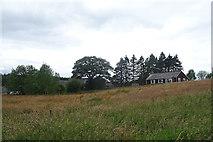NJ1349 : Ballachraggan by Anne Burgess