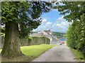 SN4014 : Towy Castle Farm by Alan Hughes