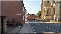 TA0339 : Eastgate, Beverley by habiloid