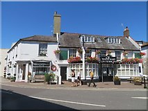 TQ0202 : The White Hart - Surrey Street by Sandy B