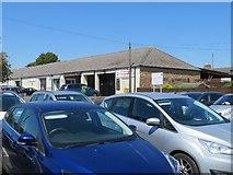 TQ0202 : St Martins car park by Sandy B
