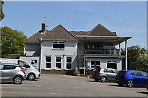 TQ5937 : Nevill Golf Club clubhouse by N Chadwick