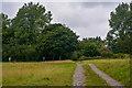 ST7764 : Bathampton : Bath Golf Club by Lewis Clarke