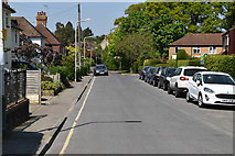 TQ5938 : Hawkenbury Rd by N Chadwick
