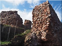 NT6779 : Dunbar Castle Ruins by Jennifer Petrie