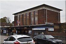 TQ1979 : Acton Town Station by N Chadwick