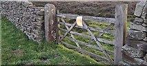 SE1767 : Gateway leading to High Bishopside Moor by Matthew Hatton