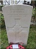 SU2991 : St John, Fernham: churchyard (b) by Basher Eyre