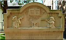 NS5036 : Here lies Andrew Richmond by Mary and Angus Hogg