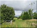 SP3724 : Bridleway near Enstone by Malc McDonald