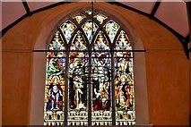 TM3464 : Rendham, St. Michael's Church: East window by Jones and Willis (1907) by Michael Garlick