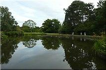SE6250 : Lake near Derwent by DS Pugh