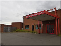 SK9871 : Lincolnshire Heart Centre by DS Pugh