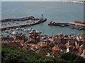 TA0488 : Scarborough harbours by Graham Hogg